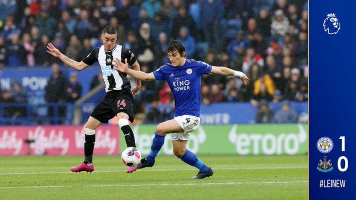 El Leicester humilla al Newcastle de Almirón ¿qué pasa con las urracas?