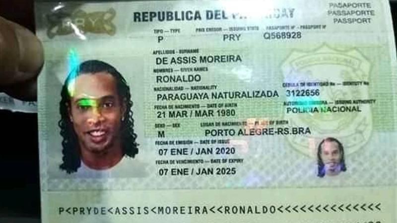 Los audios del caso Ronaldinho ¿qué hay detrás de todo esto?