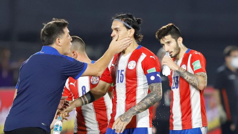 Uruguay vs Paraguay. El probable equipo de la albirroja